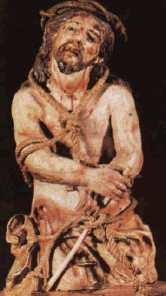 The Scourging--St. Teresa of Jesus Devotional Statue